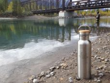 Vesica Thermos river fishing 1