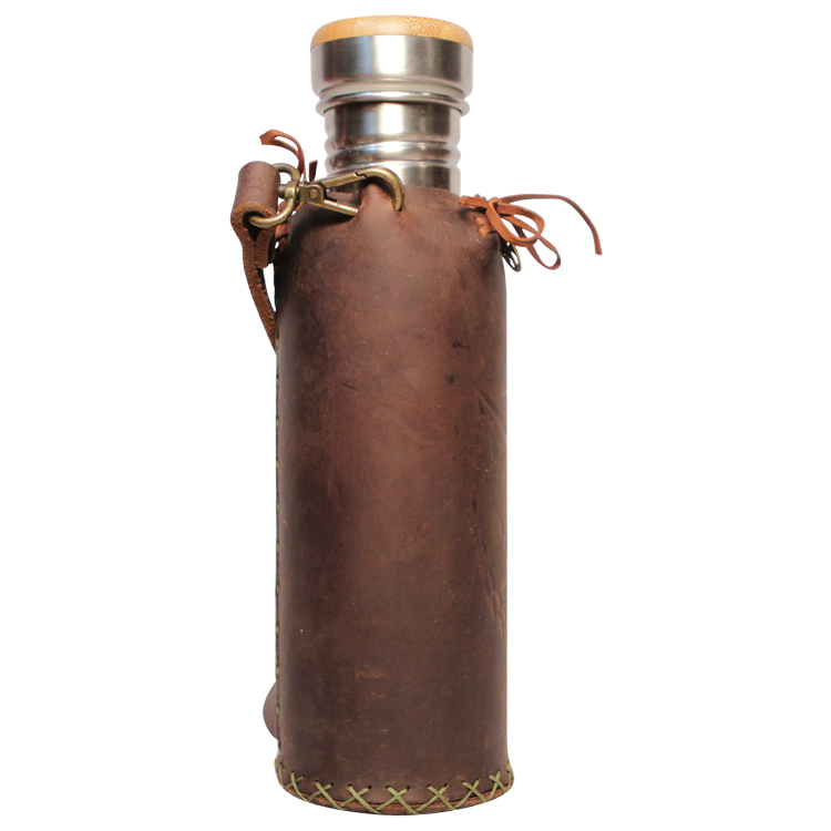 Vesica case Cocoa Brown 1