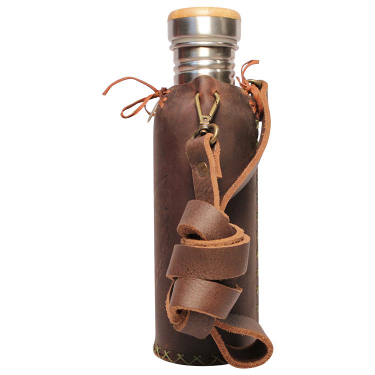 Vesica case Cocoa Brown 2