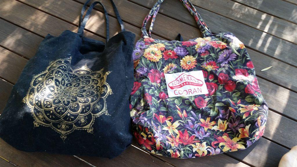 Boomerang Bags SML