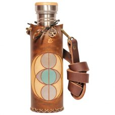 Vesica Eye Brown Deluxe Vesica waterbottlecase 1 of 4