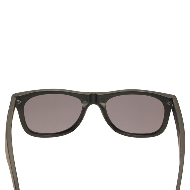 Vesica Wood sunglasses backJah Blk