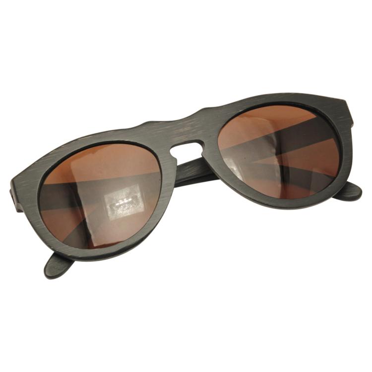 Vesica Wood sunglasses fold Mason