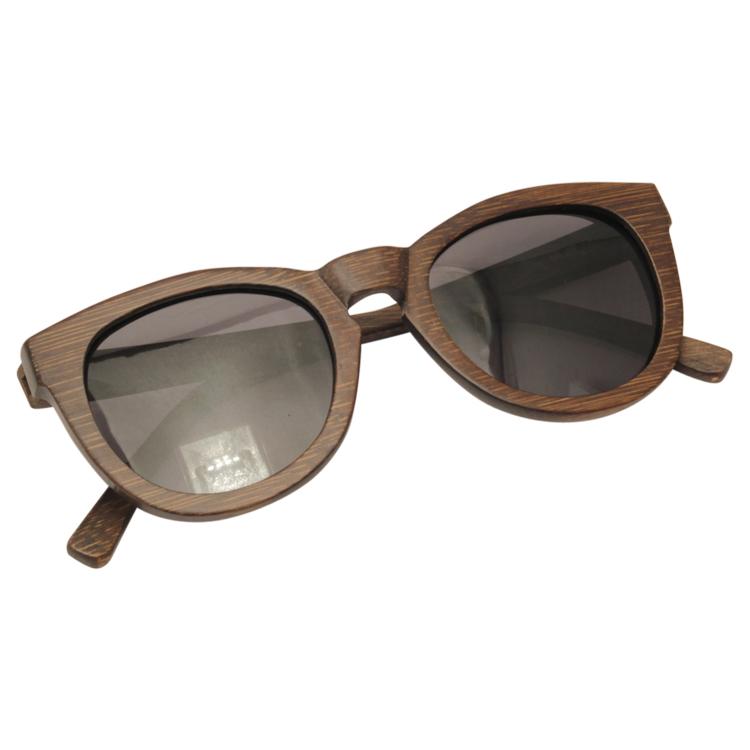 Vesica Wood sunglasses foldBrooklyn bwn