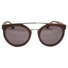Vesica Wood sunglasses front Manta