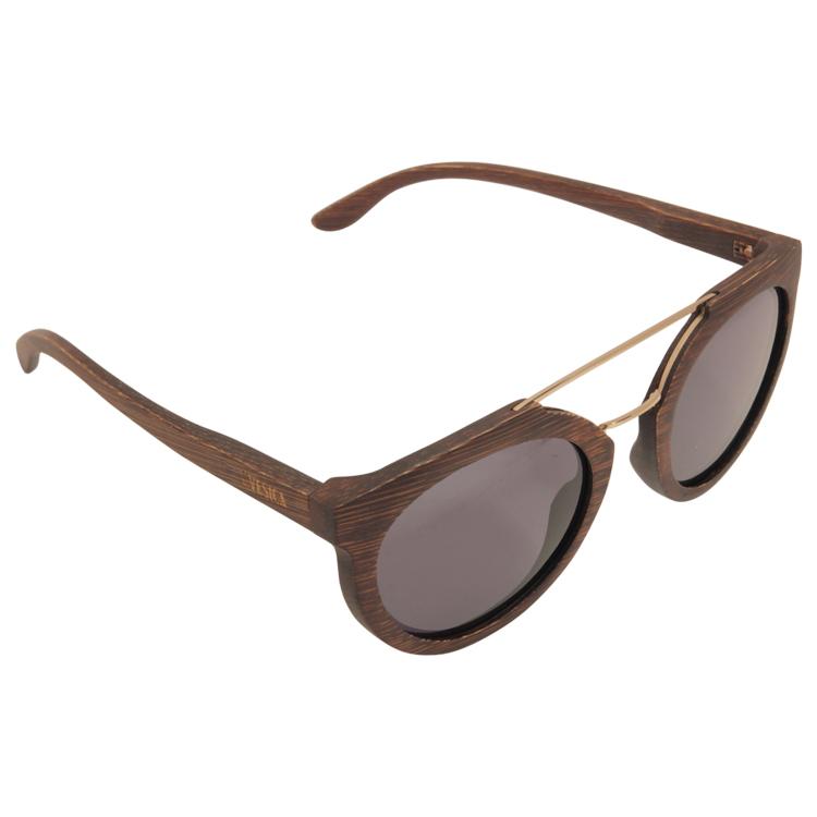 Vesica Wood sunglasses top Manta