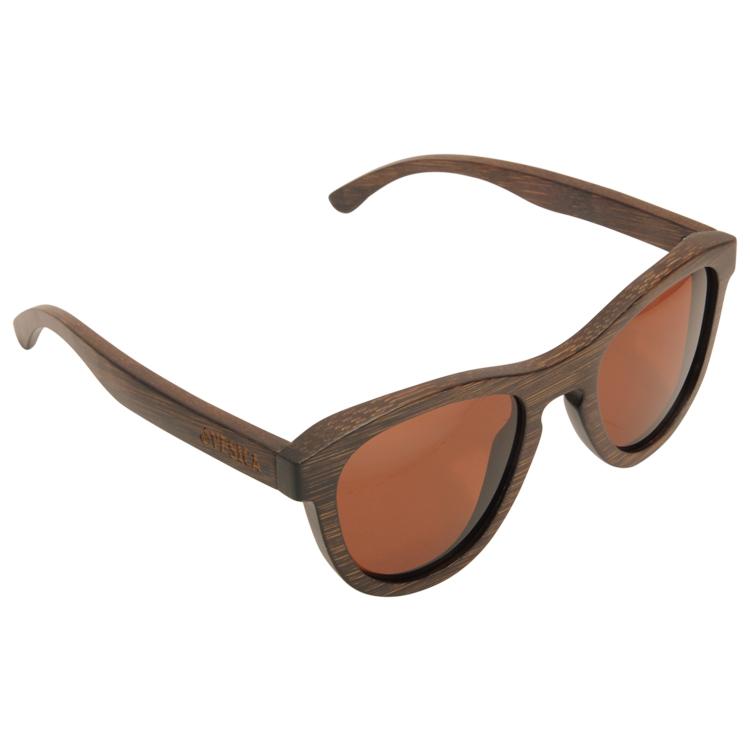 Vesica Wood sunglasses top Orion
