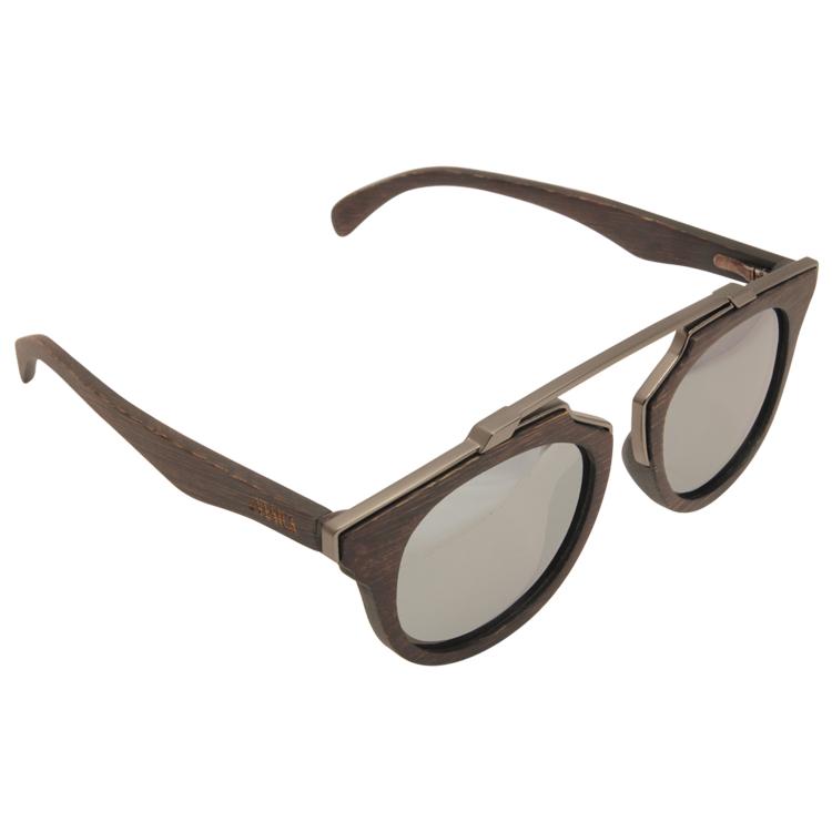 Vesica Wood sunglasses top Tide