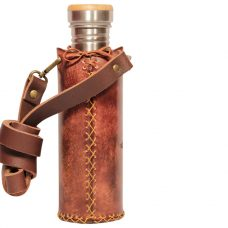 Horse Brown Deluxe Vesica waterbottlecase 3 of 4