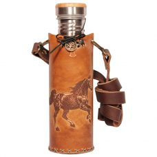 Horse TimBwn Deluxe Vesica waterbottlecase 1 of 4