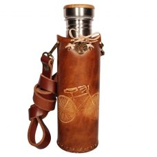 Bike brown Deluxe Vesica waterbottlecase 1 of 4