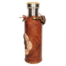 Horus SOL A brown Deluxe Vesica waterbottlecase 2 of 4