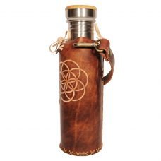 Hummingbird SOL A brown Deluxe Vesica waterbottlecase 2 of 4