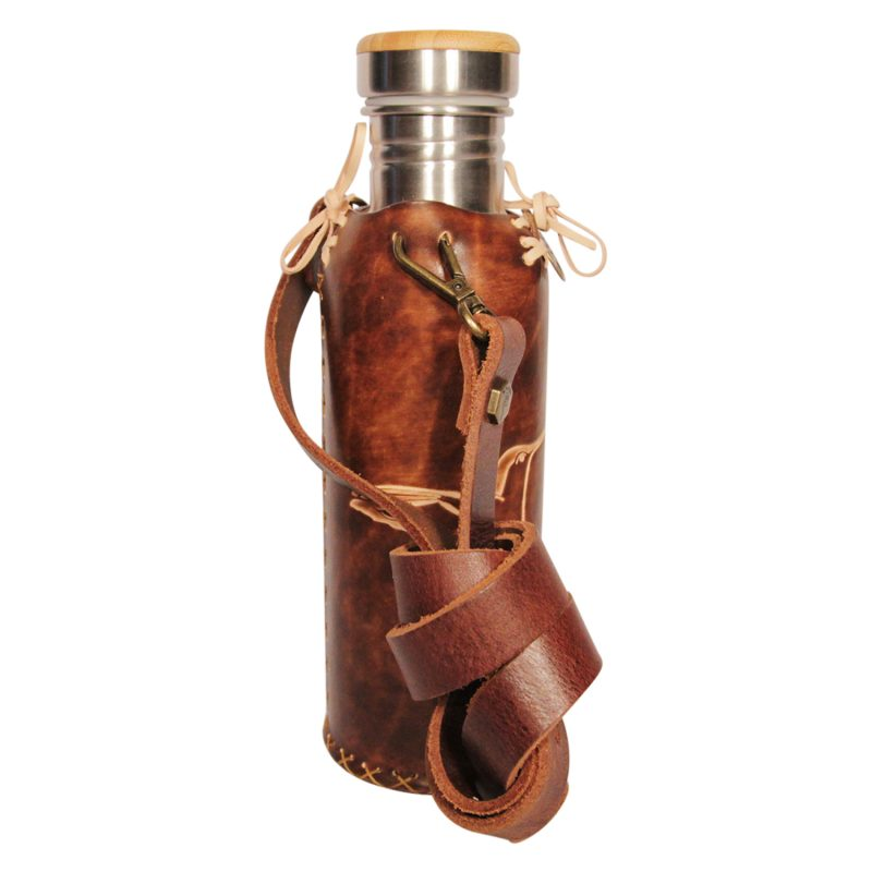 Hummingbird SOL A brown Deluxe Vesica waterbottlecase 4 of 4