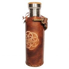 Hummingbird SOL brown Deluxe Vesica waterbottlecase 2 of 4