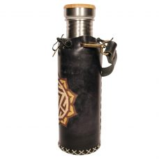 Solar Plexus black Deluxe Vesica waterbottlecase 2 of 4