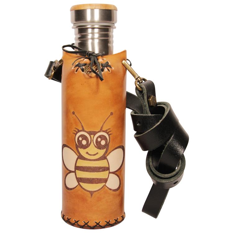 Bee A Tan Deluxe Vesica waterbottlecase 1 of 4