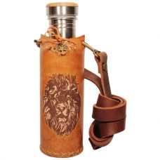 Lion TimBrown Deluxe Vesica waterbottlecase 1 of 4