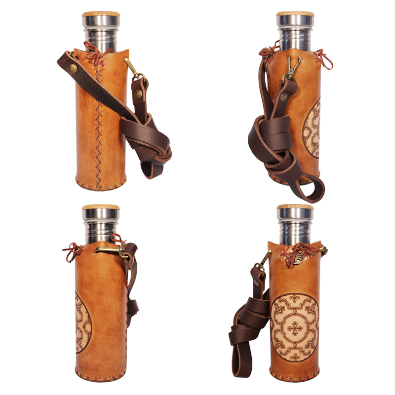 Shipibo tim brown Deluxe Vesica waterbottlecase Collage