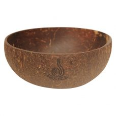 Vesica Coconut bowl single small rough