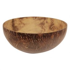 Vesica Coconut bowl single small smooth