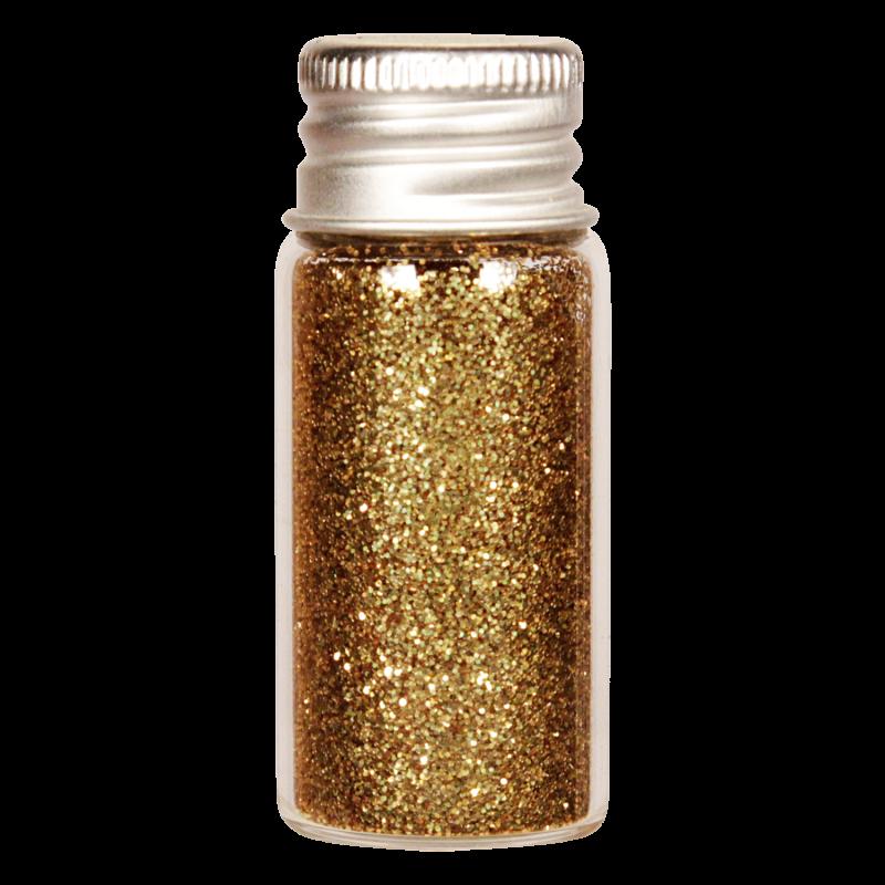 Vesica bioglitter Gold fine