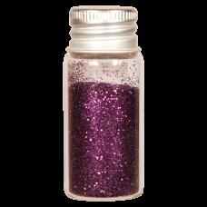 Vesica bioglitter Purple fine